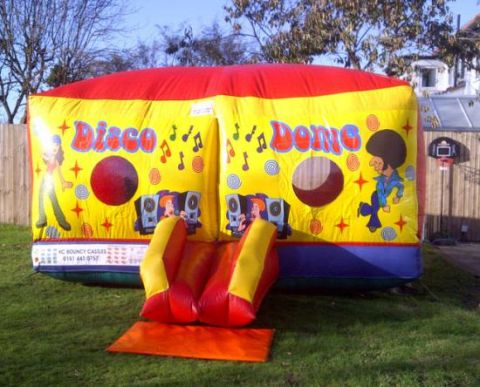 16ft X 16ft Disco Dome