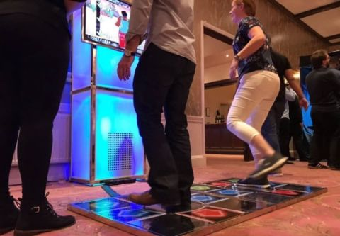 2 Player Dance Machine