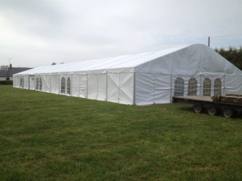 12m Wide Marquee