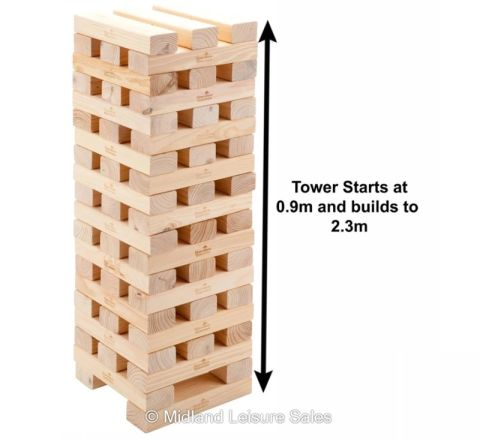 Hi Tower Jenga Game