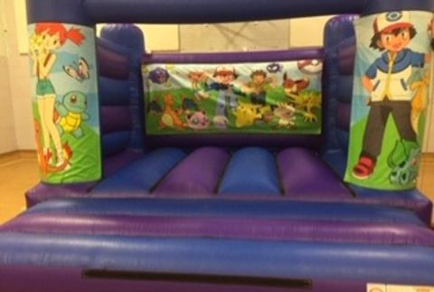 Pokemon Bouncy Castle - H Frame
