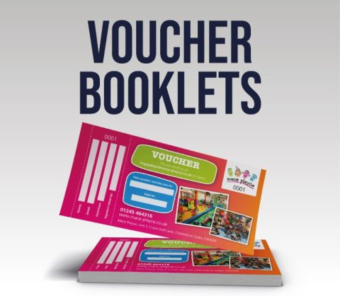 Dl Gift Voucher Booklets