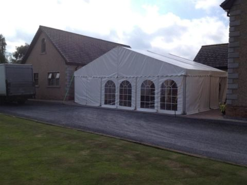 Wake Marquee Hire