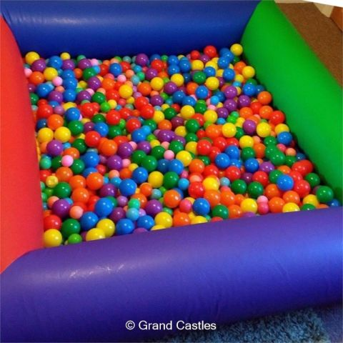 Multicolour Ball Pool