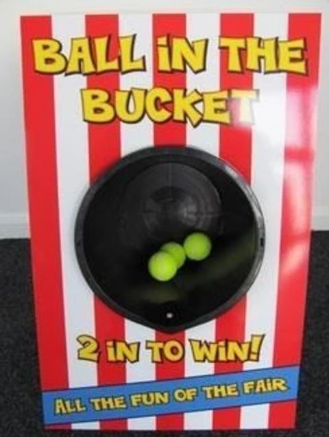 Ball In The Bucket Games Pack (bitb01)