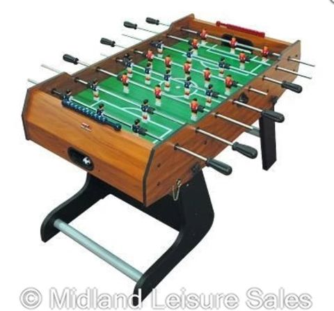 Football Table Folding