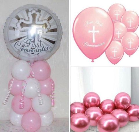 Communion Balloon Packages