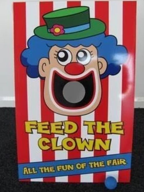 Feed The Clown Games Pack (ftc01)