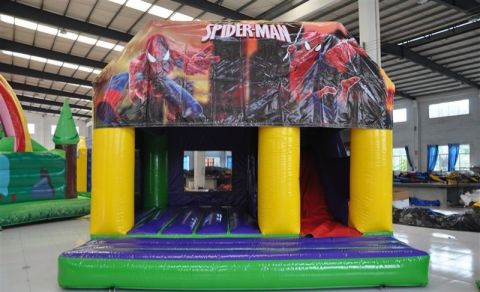 Spiderman Large Combi