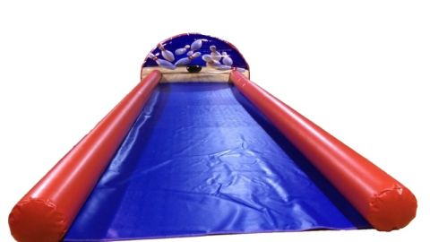 Inflatable Bowling Alley