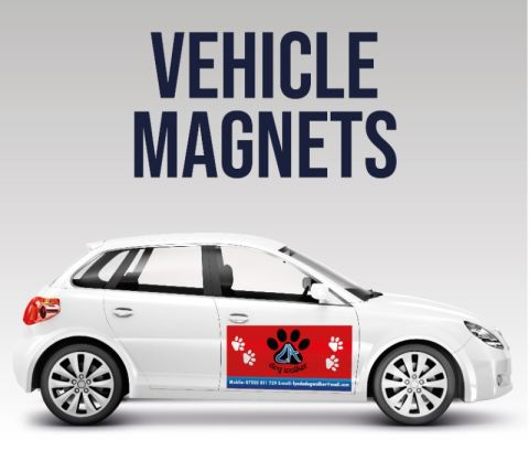 Car - Vehicle Magnets