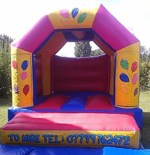 Kids Balloon Castle
