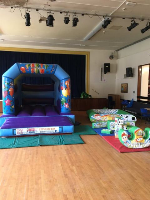 Soft Play And Castle Package