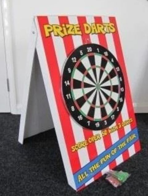 Prize Darts Game (pd02)