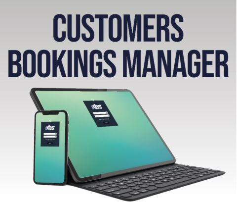 Customers Bookings Manager Cbm - Silver Ticket Event System Set Up
