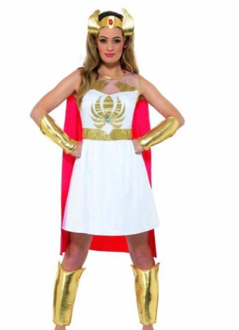 She Ra Fancy Dress Costume