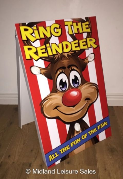 Ring The Reindeer (rtr02)