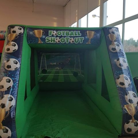 Football Penalty Shootout Games Hire County Durham