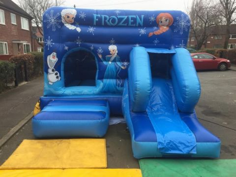 Frozen Bounce And Front Slide