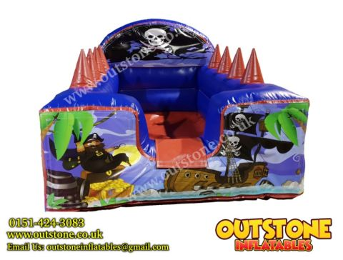 Pirate Interchangeable Ball Pool