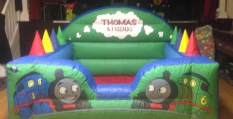 Thomas Ball Pit