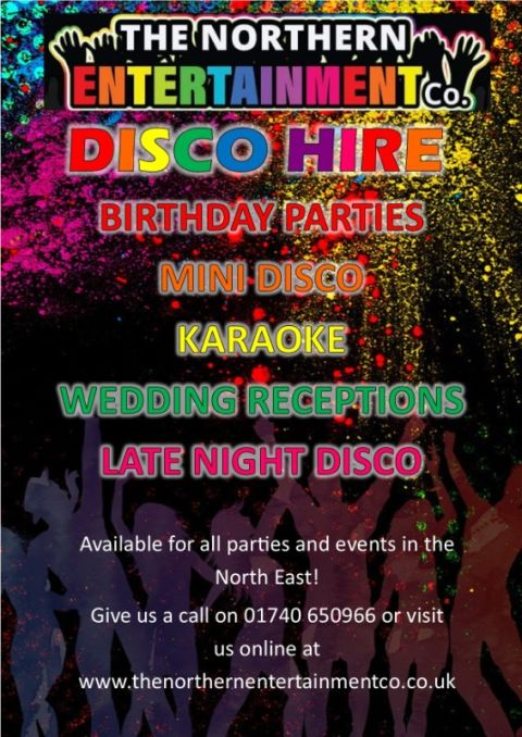 Childrens Mini Disco Kids Parties County Durham