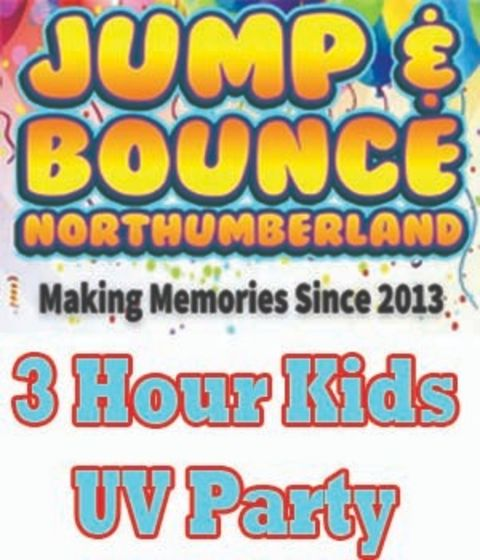 3 Hour Teenager Uv Party