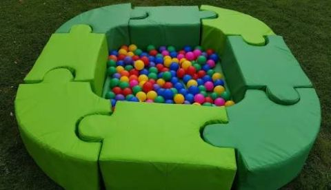 Jigsaw Ball Pond