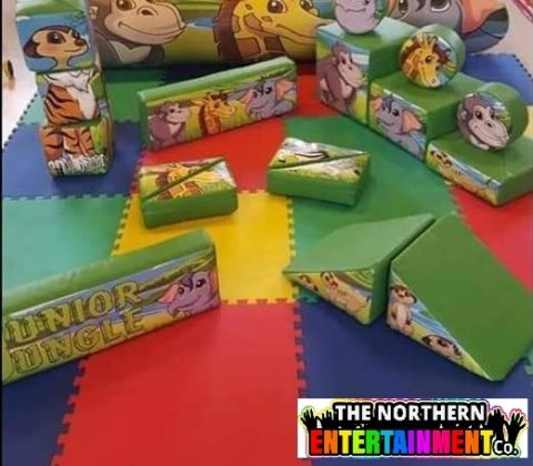 Jungle Soft Play Hire Kids Parties County Durham