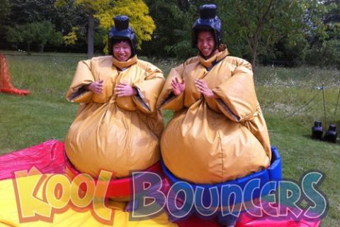 Adult Sumo Suits