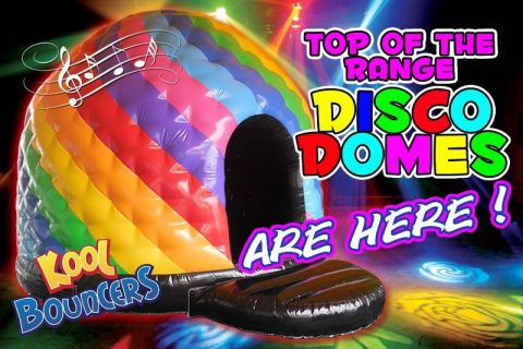 Candy Twist Disco Dome