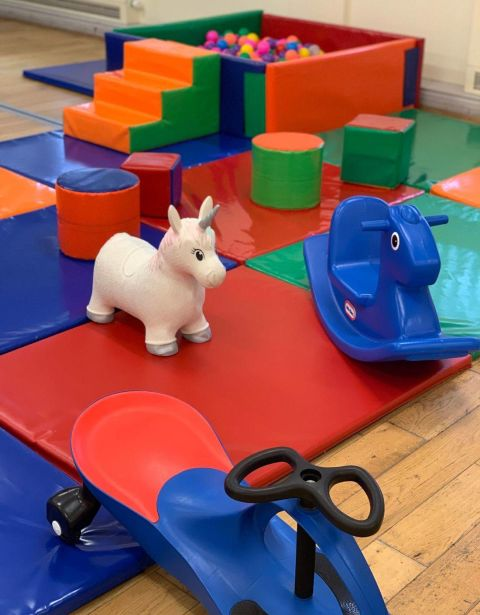 Colourful Softplay