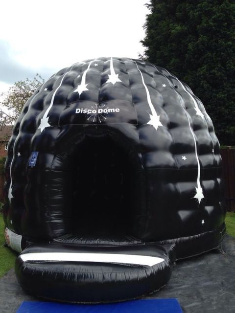 Disco Dome Blk 16 X 20ft Large
