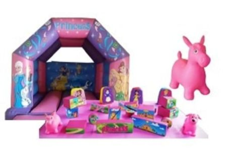 Princess Soft Play Package