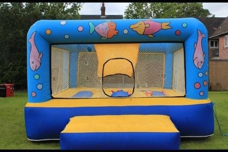 Ballpool Bouncy Castle