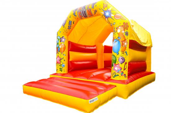 Party Fun Bouncy Castle