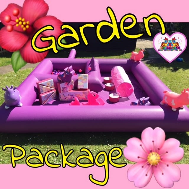 Garden Softplay Package 2