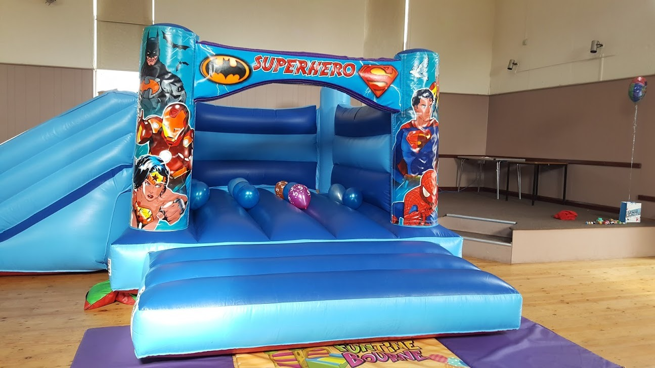 Spalding Bouncy Castle Parties Today