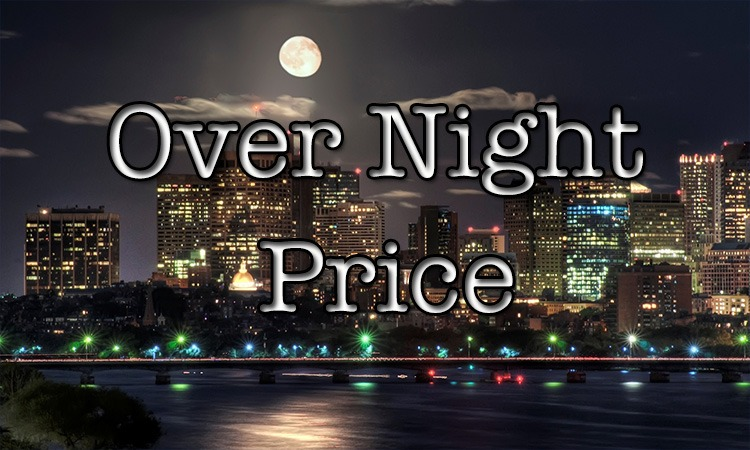 The Price For Over Night Hire