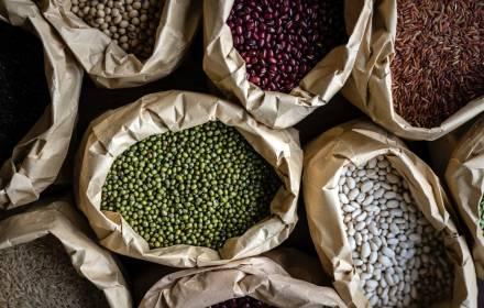 bean black rice cereal