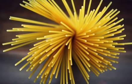 pasta tubes