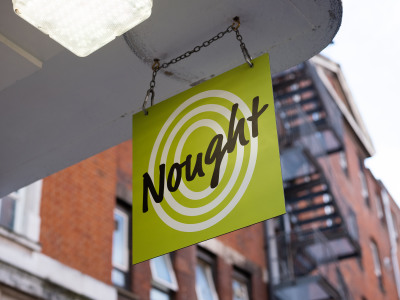 Nought sign