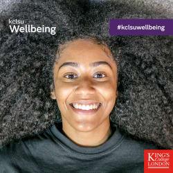 Wellbeing Week KCLSU artwork