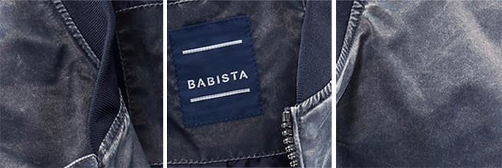 BABISTA leichte Jacken für Herren