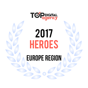 Top Digital Agency Award