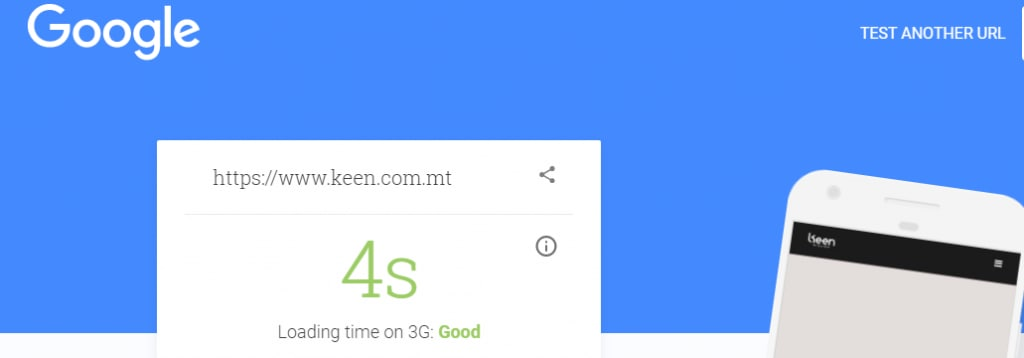 mobile speed test Malta