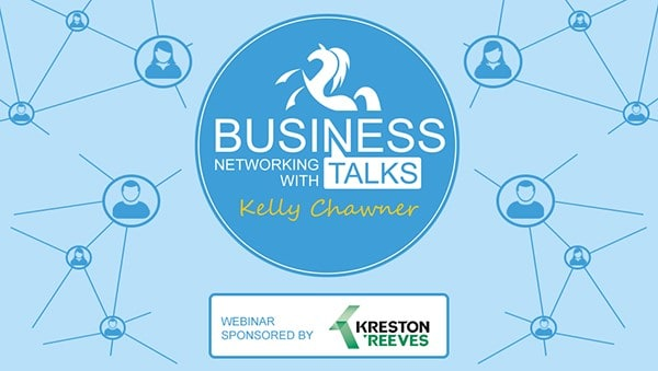 Business Talks with Kelly Chawner - 3 December 2020