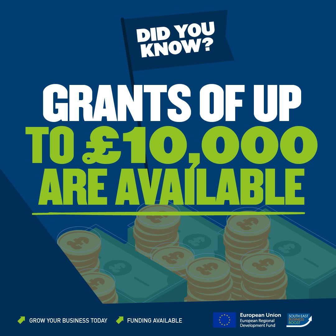 FREE Grants of up to £10K now available from SEBB