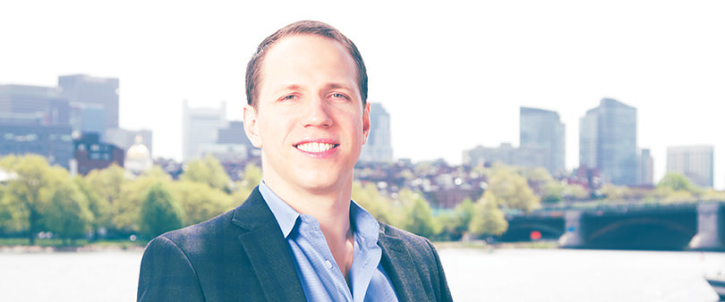 Photo of Ross Beyeler of Growth Spark