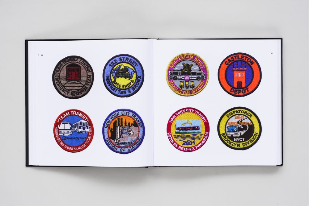 NYC Transit Authority Patches